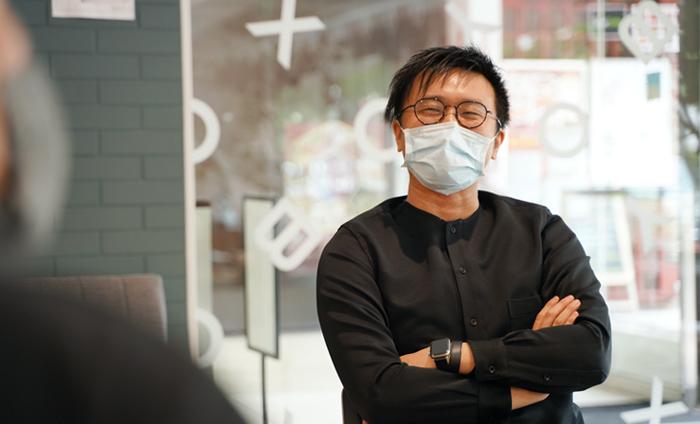 NOSIGER太刀川さん