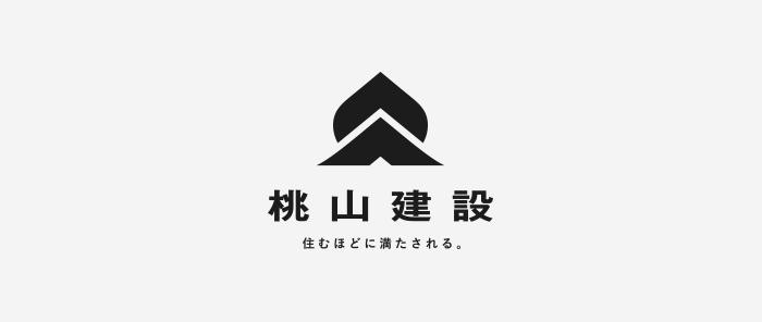 桃山建設ロゴ
